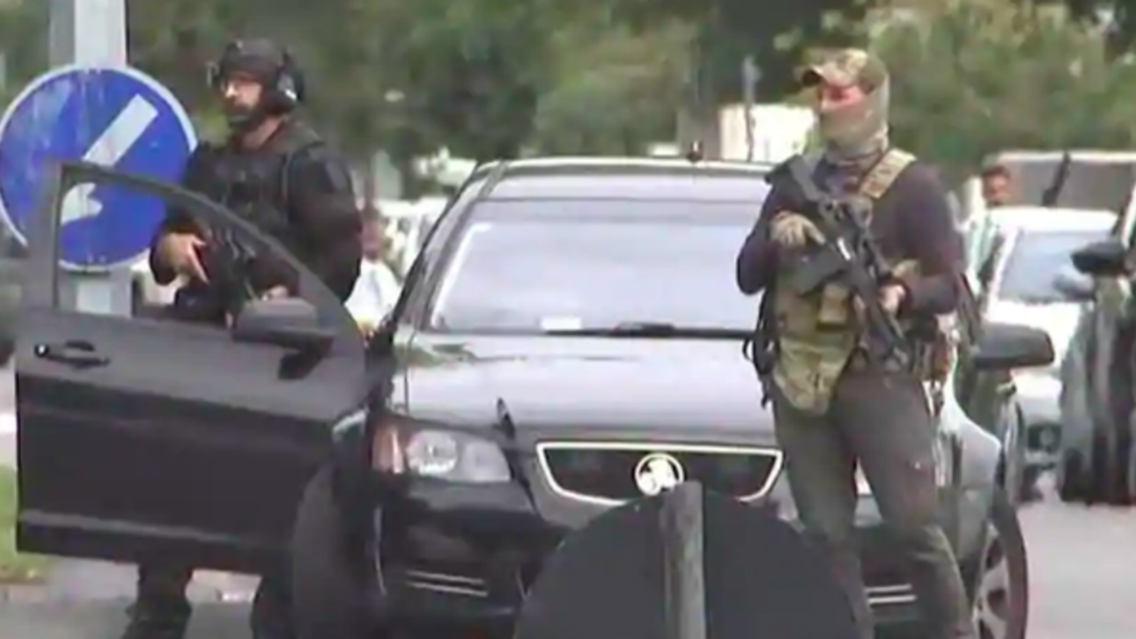 How the Police Arrested The Christchurch Mosque Shooter | Al Bawaba