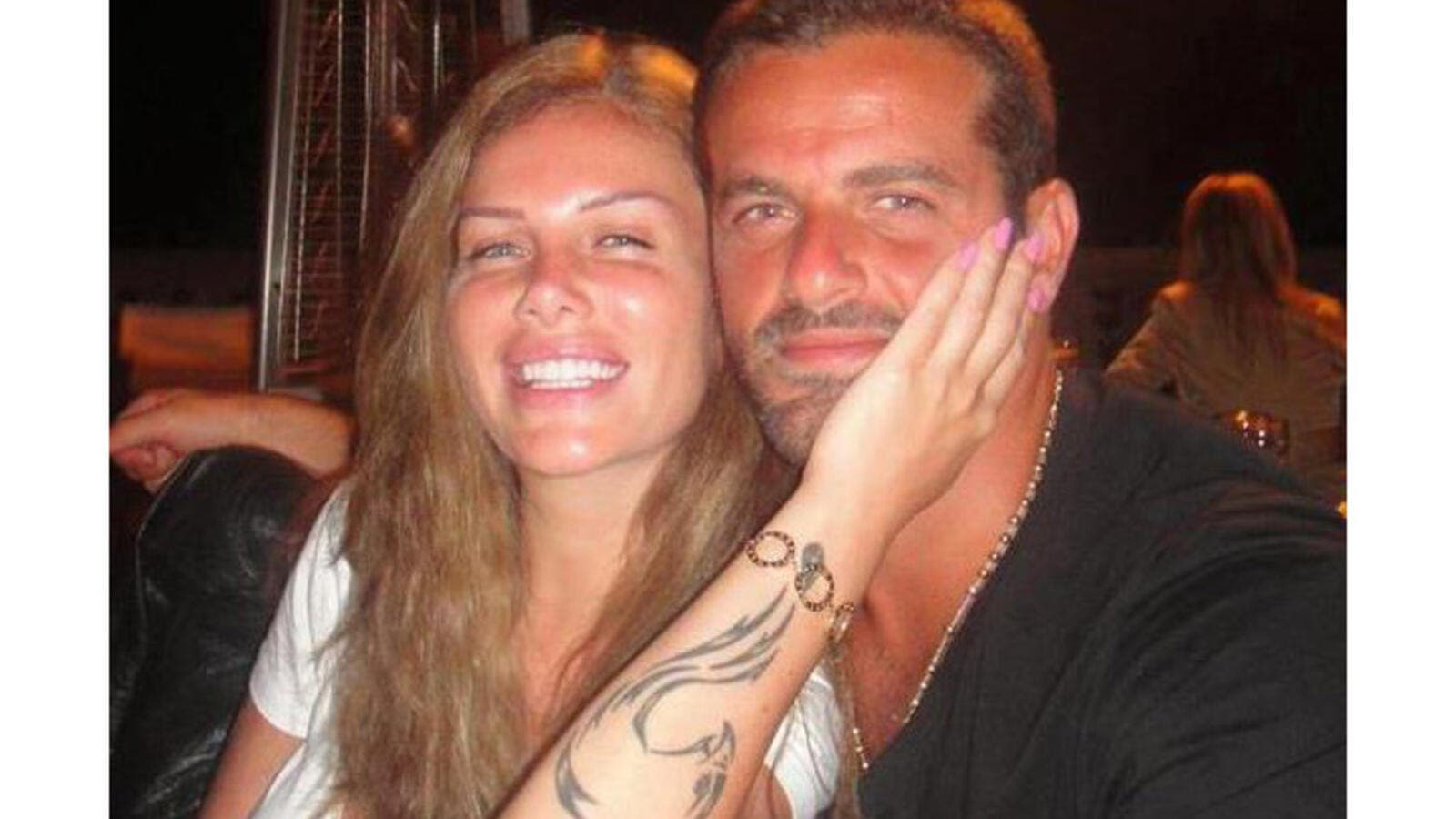 Yousef with his gorgeous wife Nicole. (File photo)