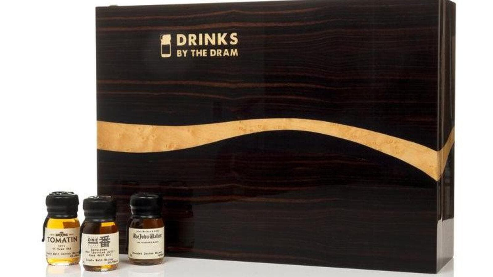 "A British company is selling a ""Very Old and Rare"" whisky advent calendar, featuring 24 different whiskies, for nearly $13,000. (DrinksByTheDram.com)"