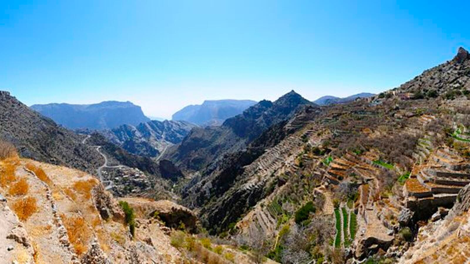 The largest of the 11 agreements is with Oman Investment Fund (OIF) for 73,367sq m of land in Jebel Akhdar, to build a resort. (Wikimedia Commons)