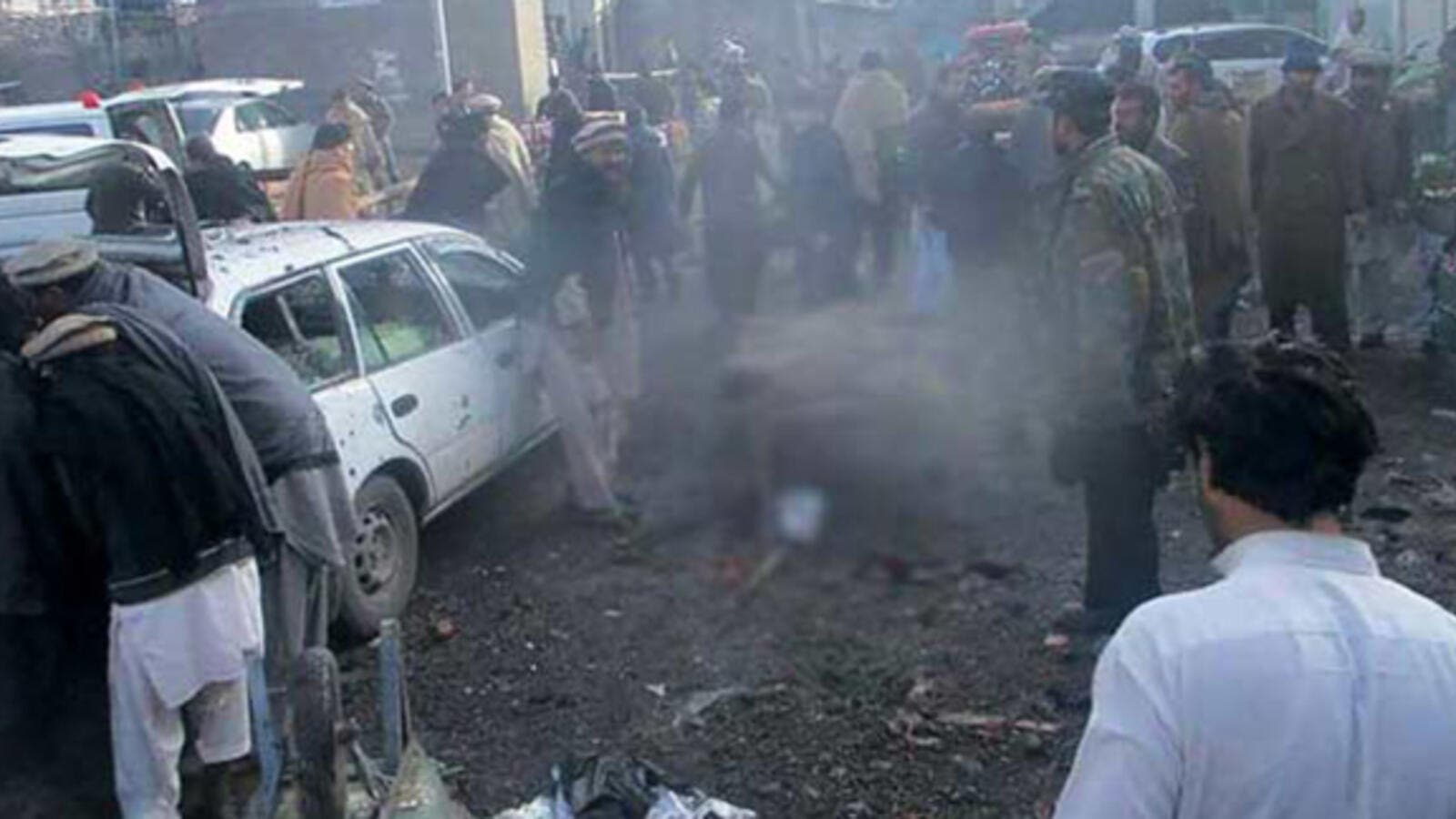 The explosion occurred in the Kurram Agency tribal region on the Afghan frontier. (File/Photo)