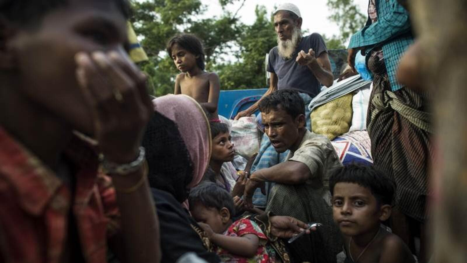 Rohingya refugees, a persecuted minority (AFP/File Photo)