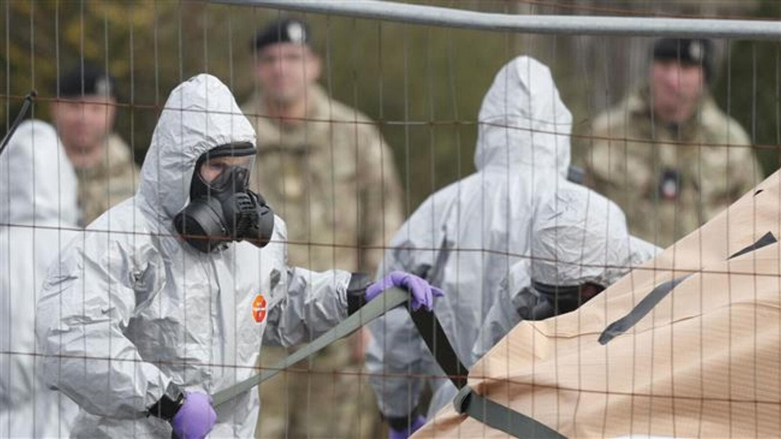 Chemical Threats >> Uk To Open Chemical Weapons Research Facility To Combat Threats Al