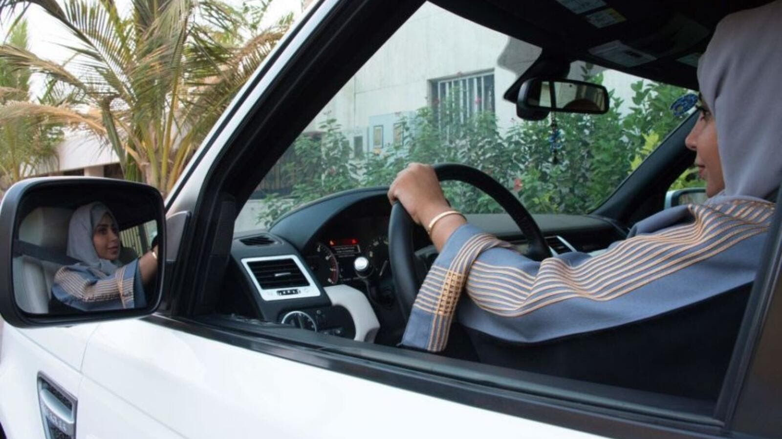 Many welcomed the Saudi royal decree which will allow women in the kingdom to legally drive, with many saying that it will help them become 'independent' (AFP/File Photo)