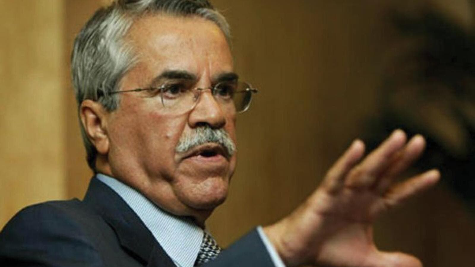 Ali al-Naimi, who has been in charge of the kingdom's oil policy since 1995. (File photo)