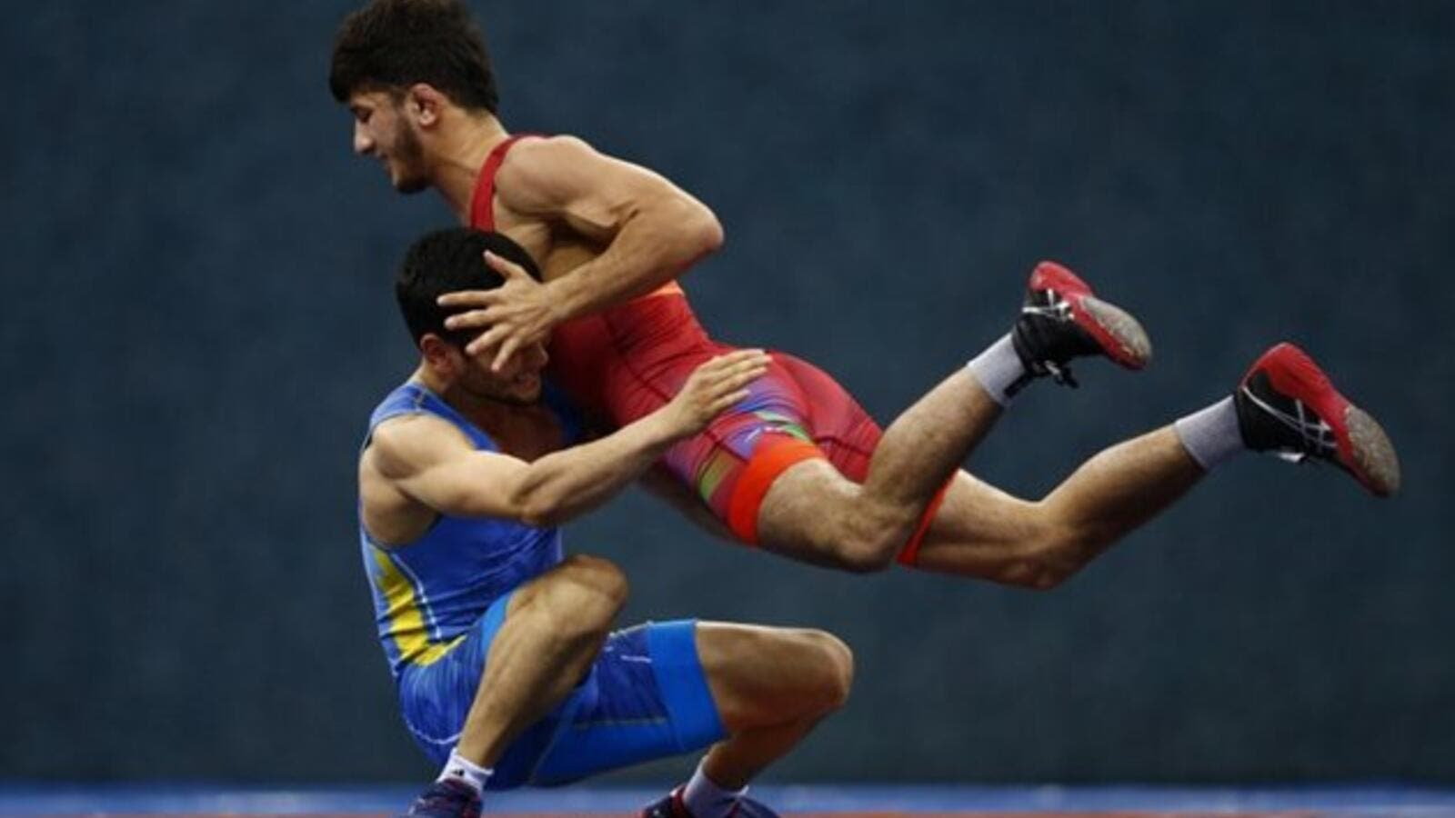 Saudi Arabia is set to host a series of highly popular wrestling competitions. (AFP/ File Photo)