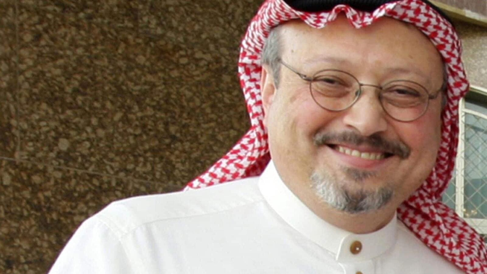 An undated picture shows prominent Saudi journalist Jamal Khashoggi. (AFP/ File Photo)
