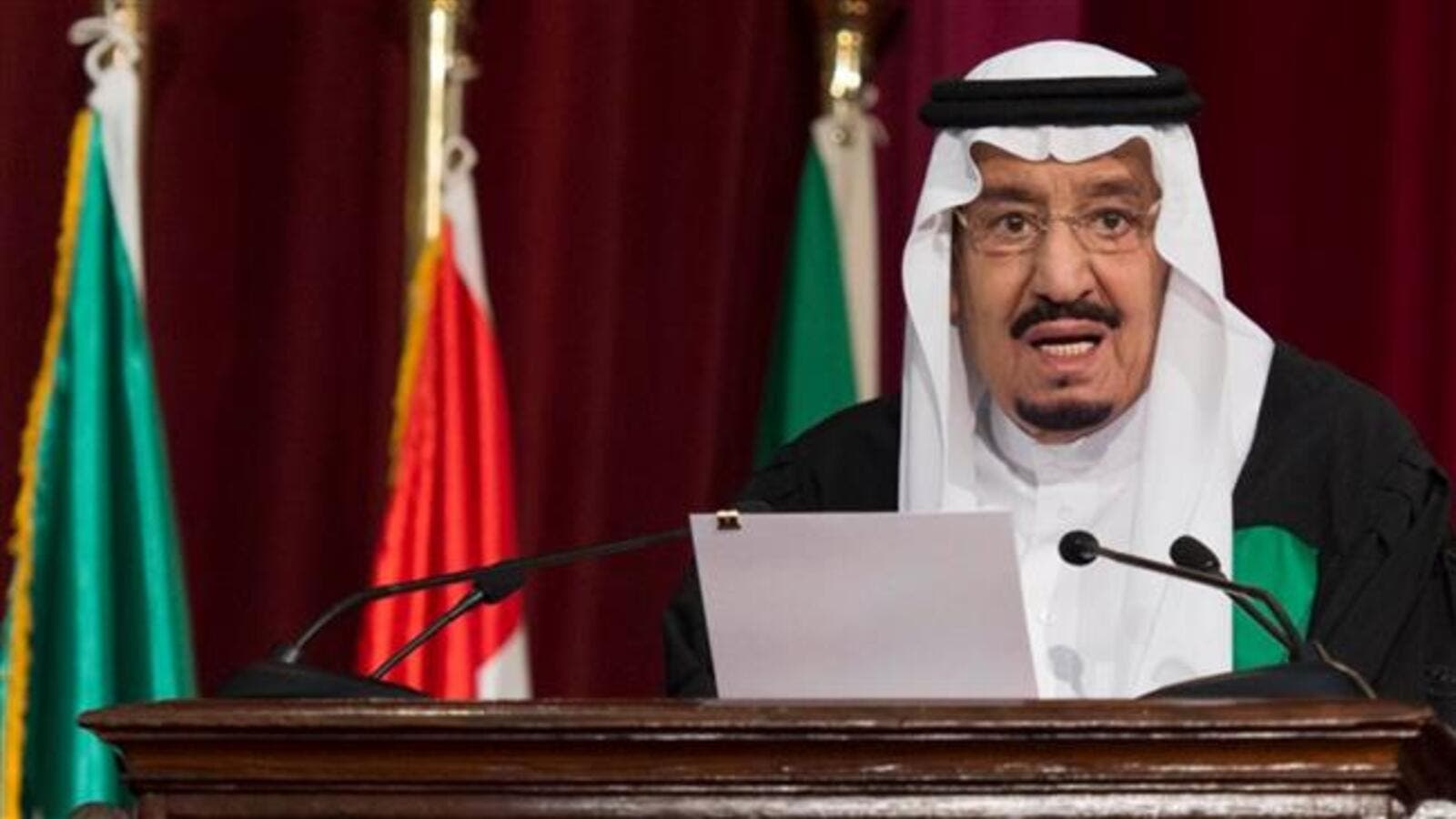 The Saudi Cabinet, Chaired by King Salman, expressed its condemnation of Israeli violations against Al-Aqsa Mosque and the Palestinian people. (AFP/ File Photo)