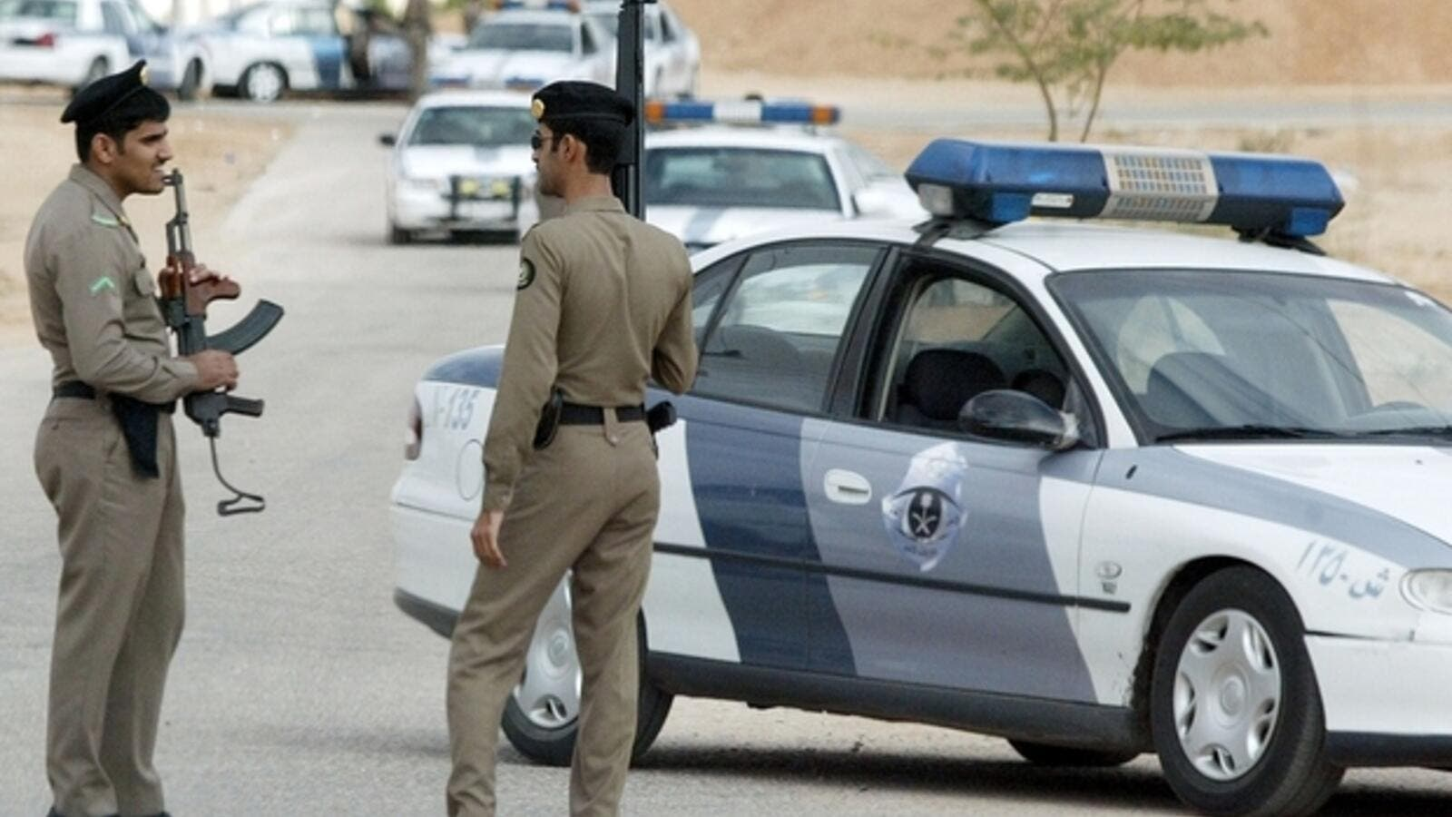 Saudi Police revealed that the gunfire targeted the toy drone. (AFP/ File PHoto)