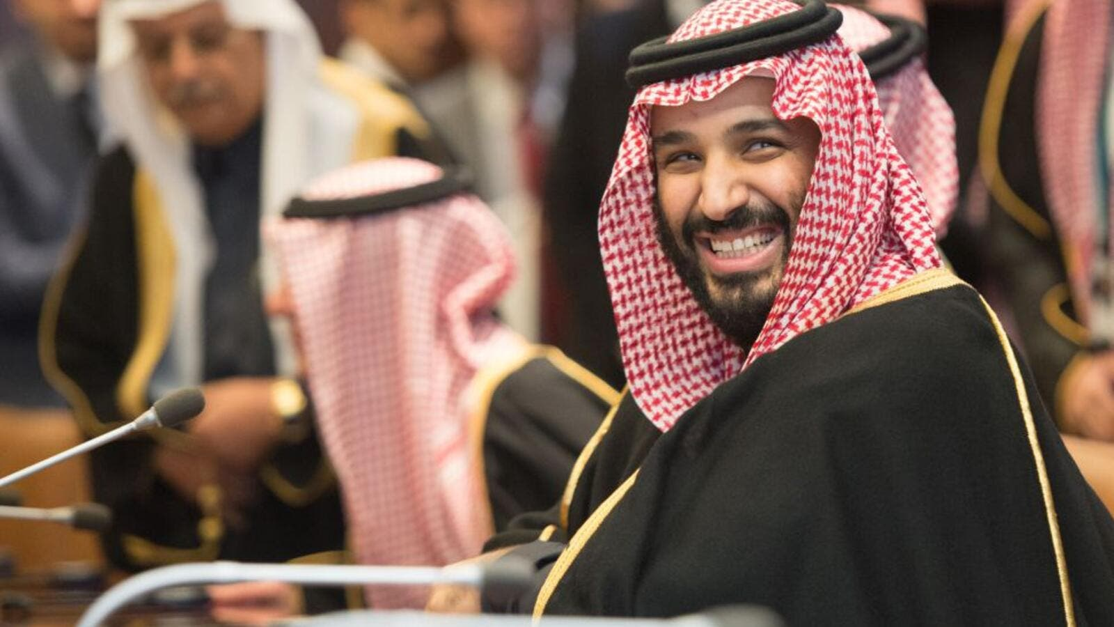 Crown Prince Mohammed Bin Salman visited tech company Apple in San Francisco's Silicon Valley. (AFP/ File Photo)