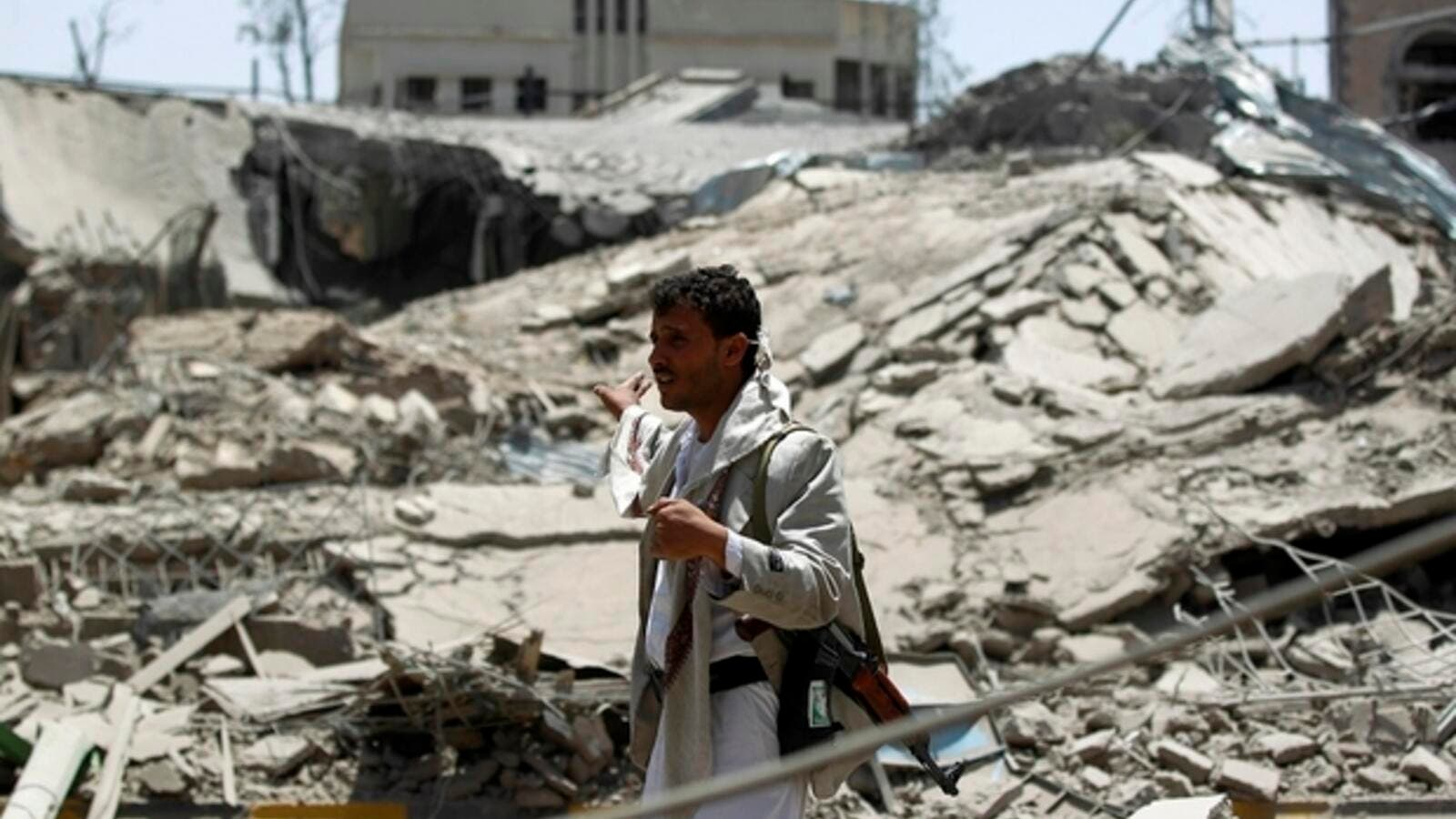 Fighting has claimed a lot of lives in Yemen conflict (AFP/File Photo)