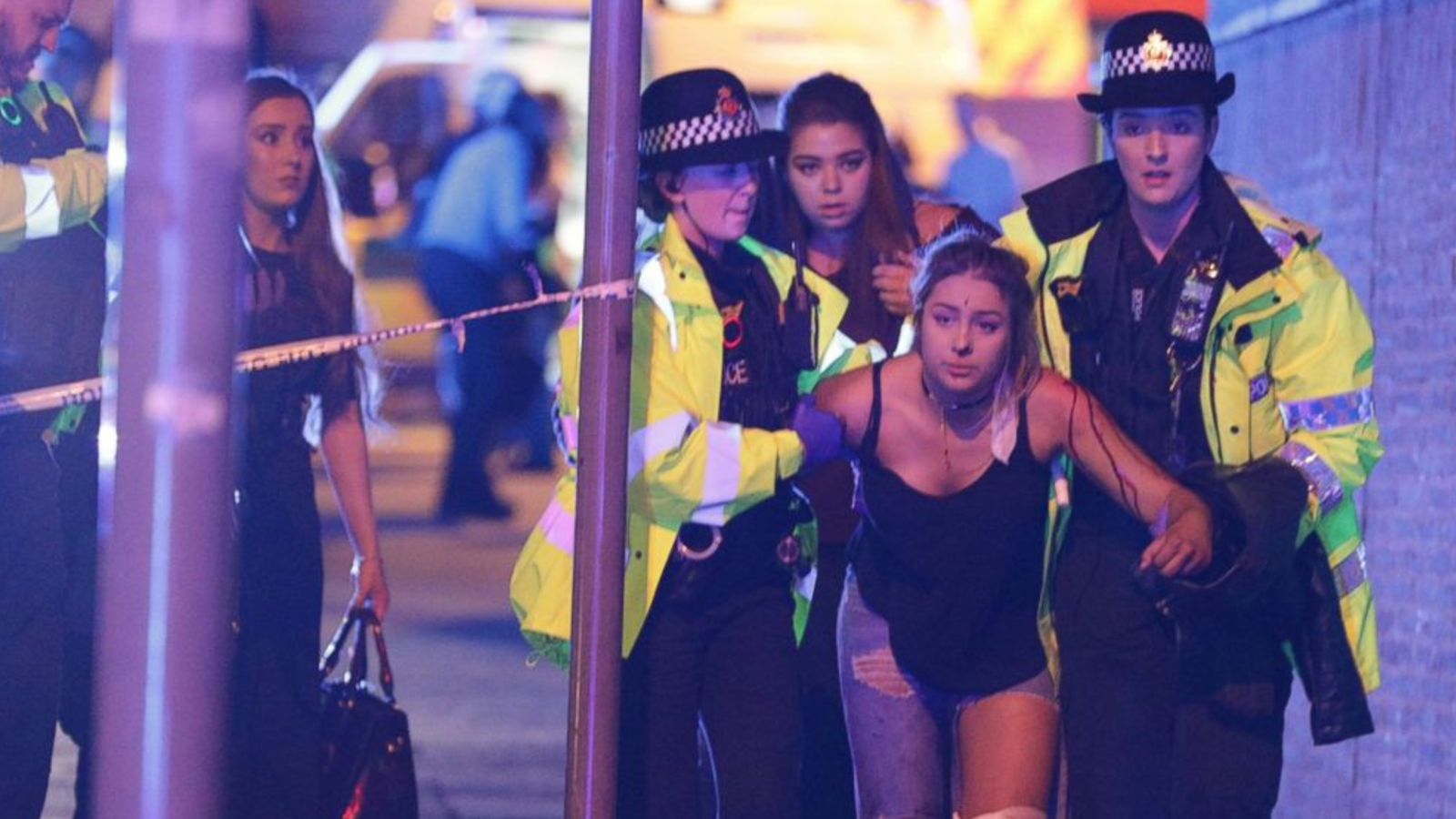 Deaths, injuries after reports of explosion at Ariana Grande concert at Manchester Arena: Police