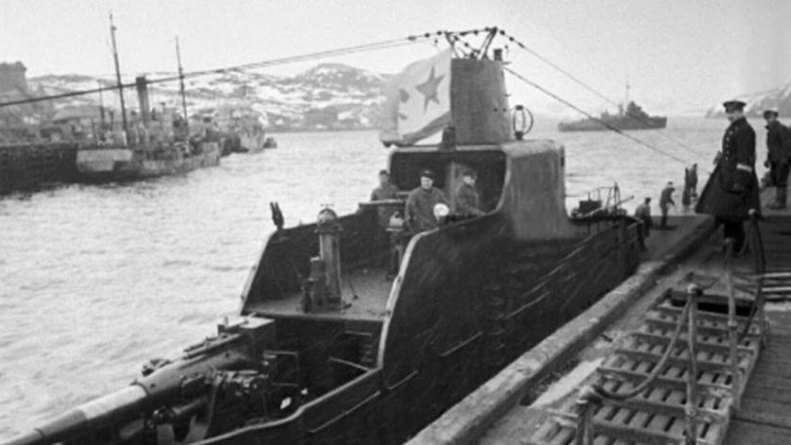 The U-966 Gut Holz was found off the coast of Spain. (AFP/ File Photo)