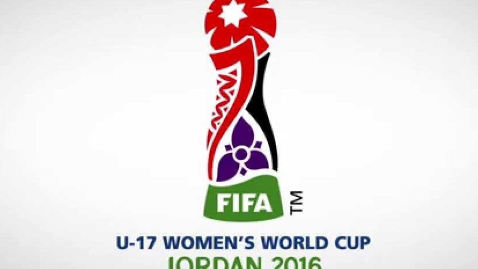 The FIFA U-17 Women's World Cup logo
