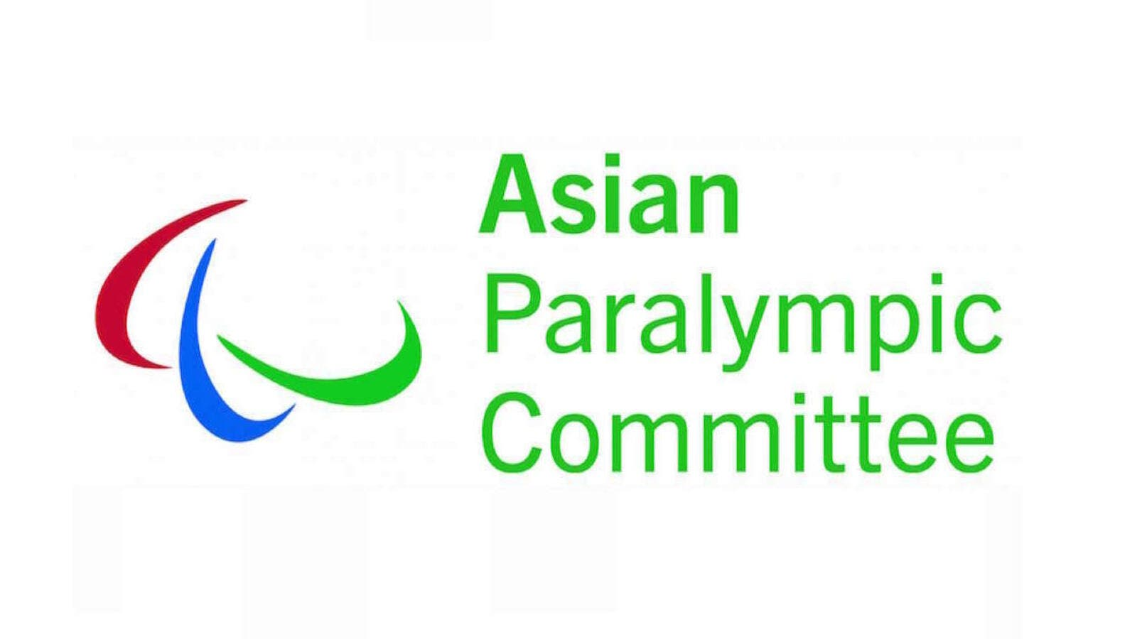 The Asian Paralympic Committee logo