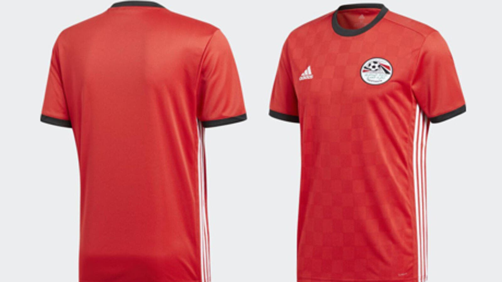 02bc53a63 New Design of Egypt s World Cup Kit Draws Stinging Criticism from Fans