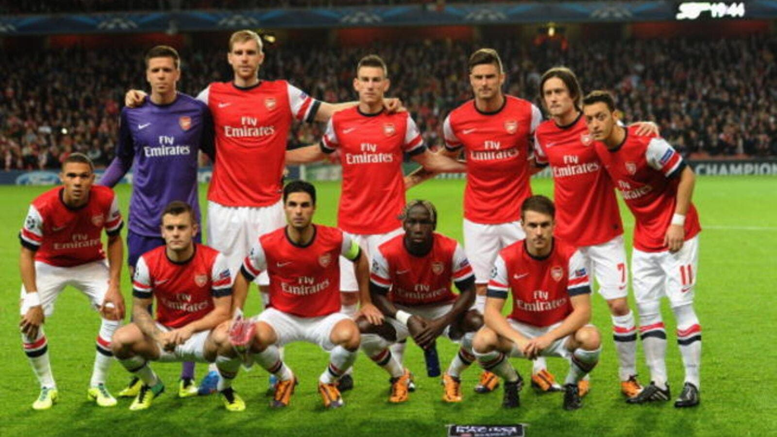 Arsenal most popular football club in China