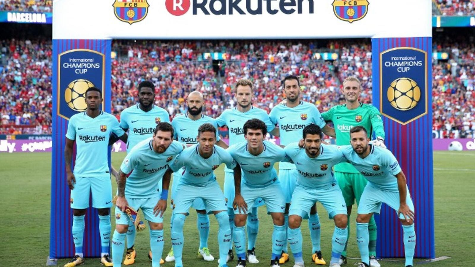 0ff50bfb751 FC Barcelona to play without names
