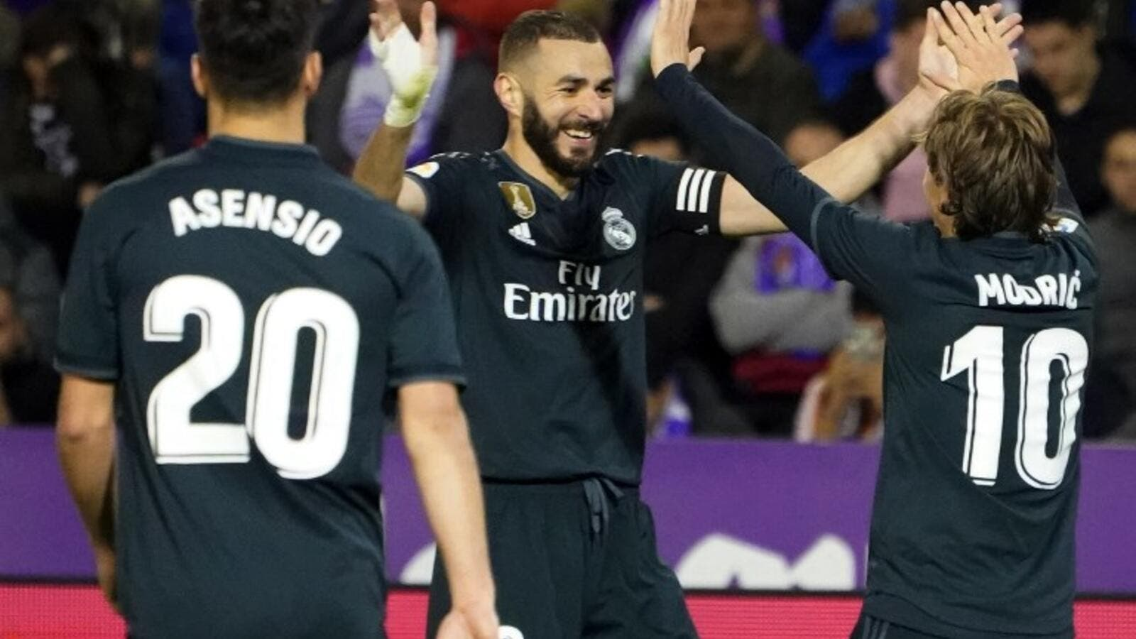 نتيجة بحث الصور عن real madrid team wallpaper 2019