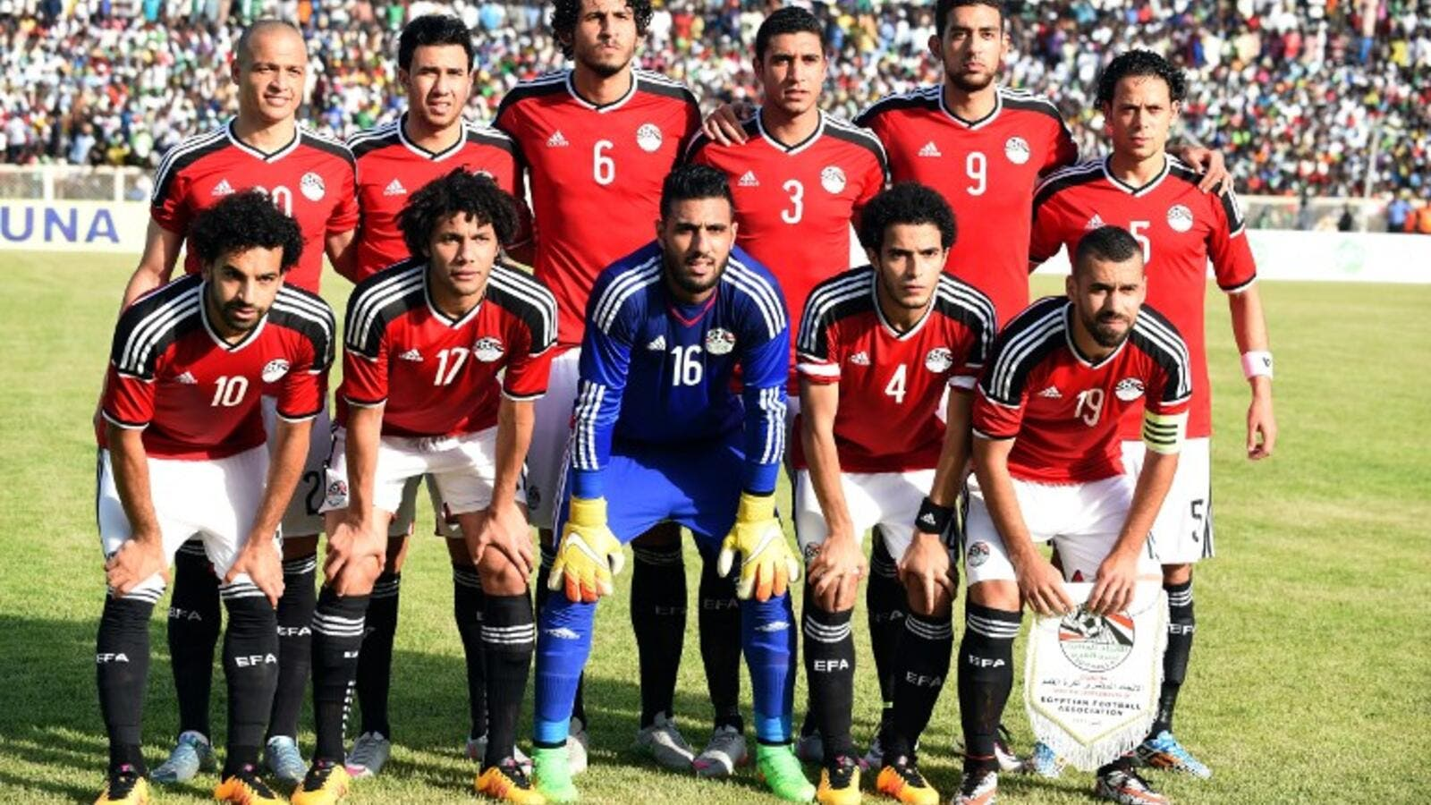 Egyptian national football team