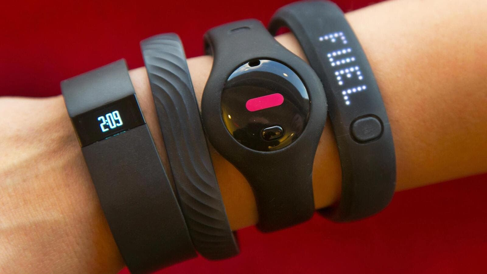 1cbc5035a29f Best Fitness Tracker 2018: Top 10 Activity Bands on the Planet | Al ...