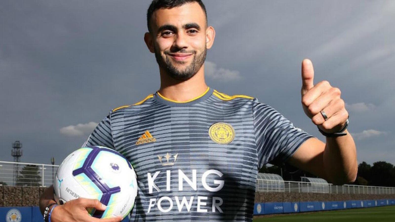 The Algerian winger became the Foxes' fifth signing of the summer after his switch from France on Sunday