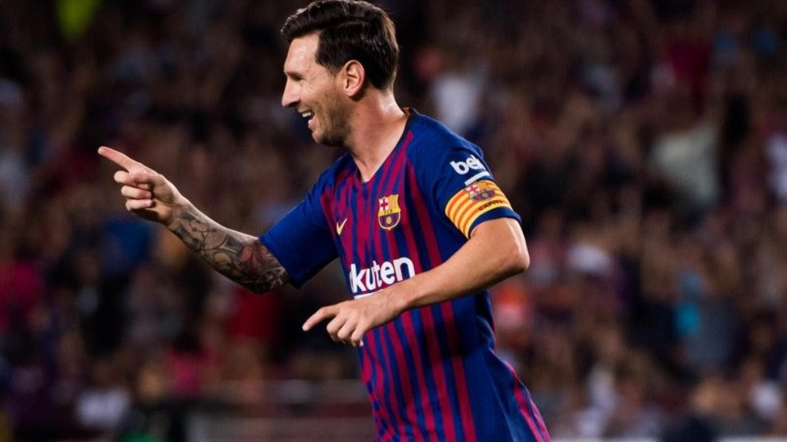 نتيجة بحث الصور عن Messi  wallpaper 2019