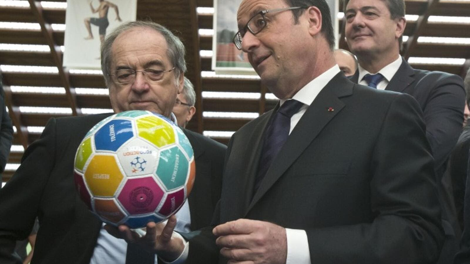 Hollande pointed to June's European football championship as proof that France could handle a big event