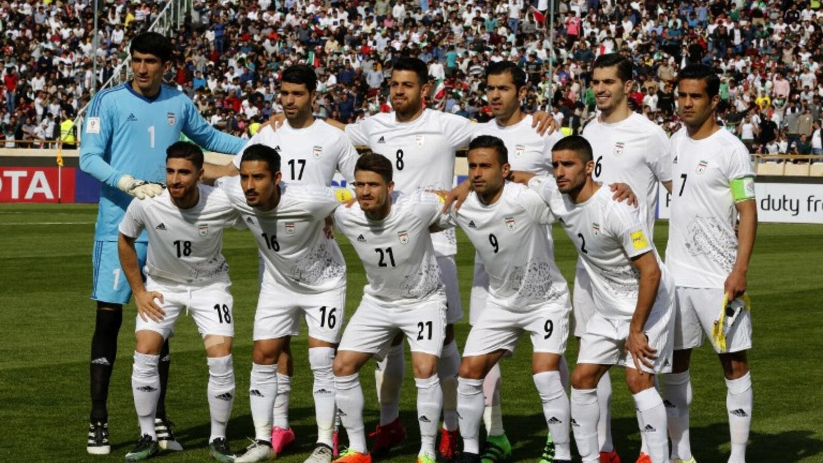 acb555b7a Iran to Face Panama in Pre-FIFA World Cup Friendly Next Month | Al ...