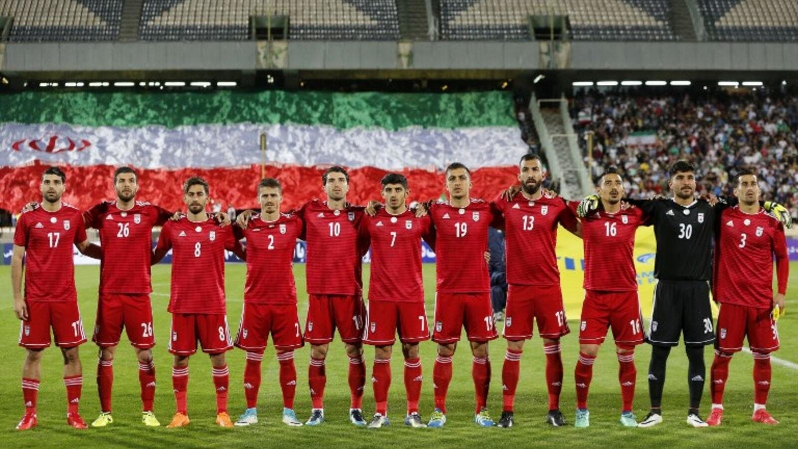 The Iran men's national football team