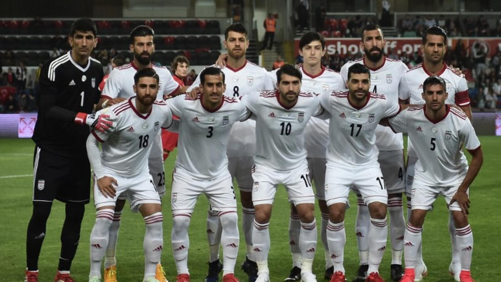 Image result for IRAN football team 2019