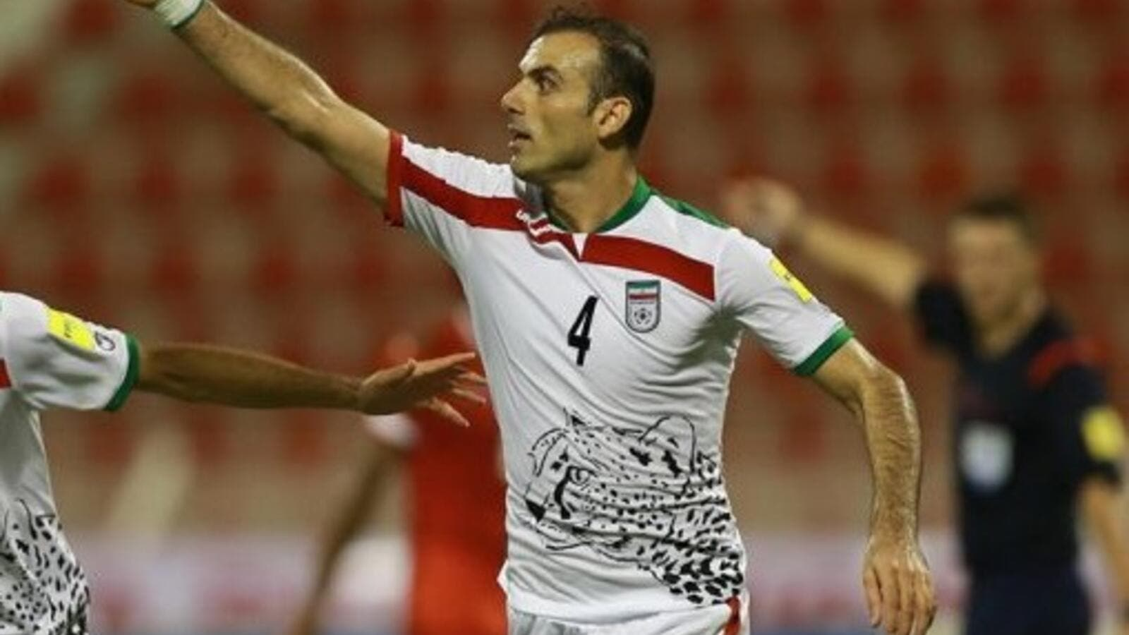 Jalal Hosseini (Photo: persianfootball.com)