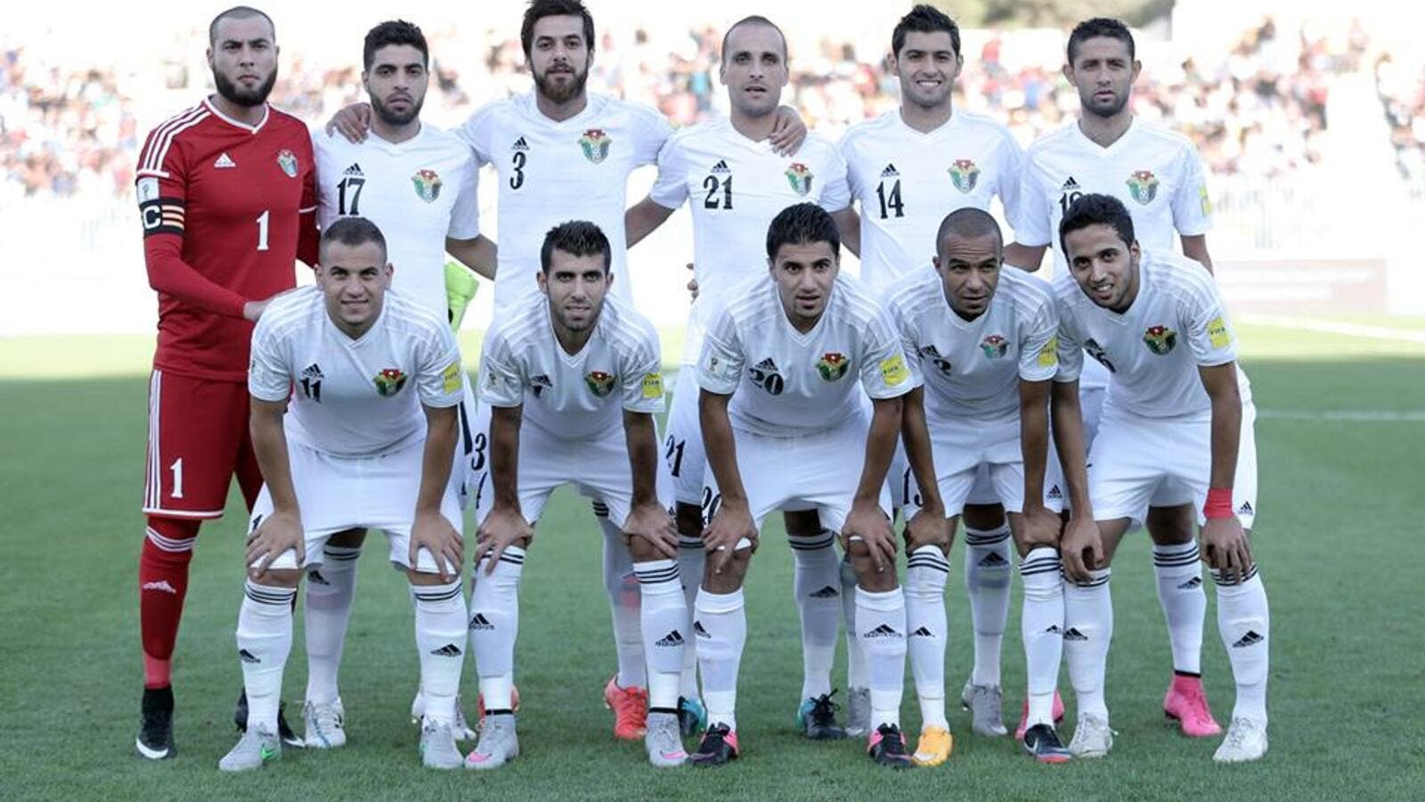 Jordan ends year at 105th in FIFA Rankings | Al Bawaba