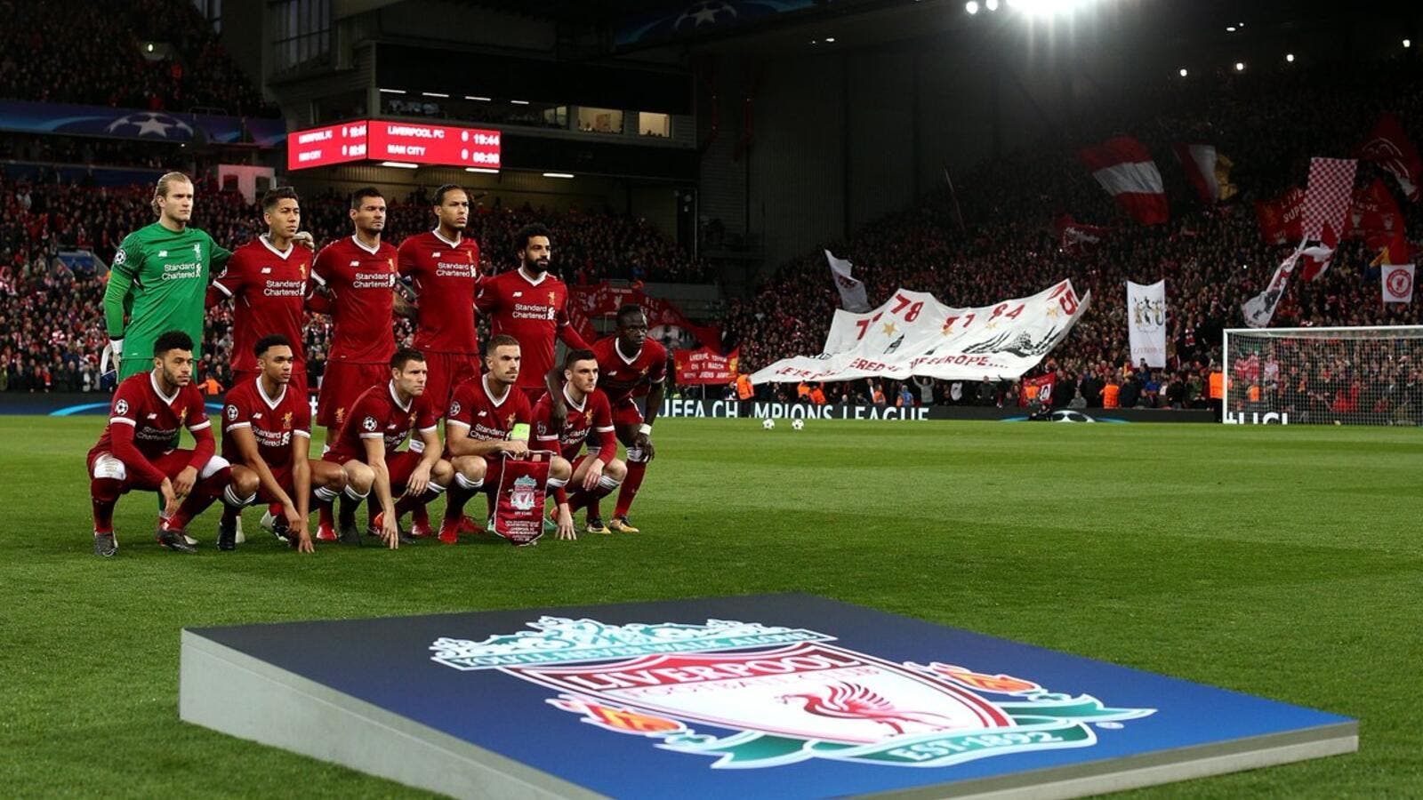 new arrivals b599e 0e465 Liverpool Owners Turn Down $2.6 Billion Takeover Bid from ...