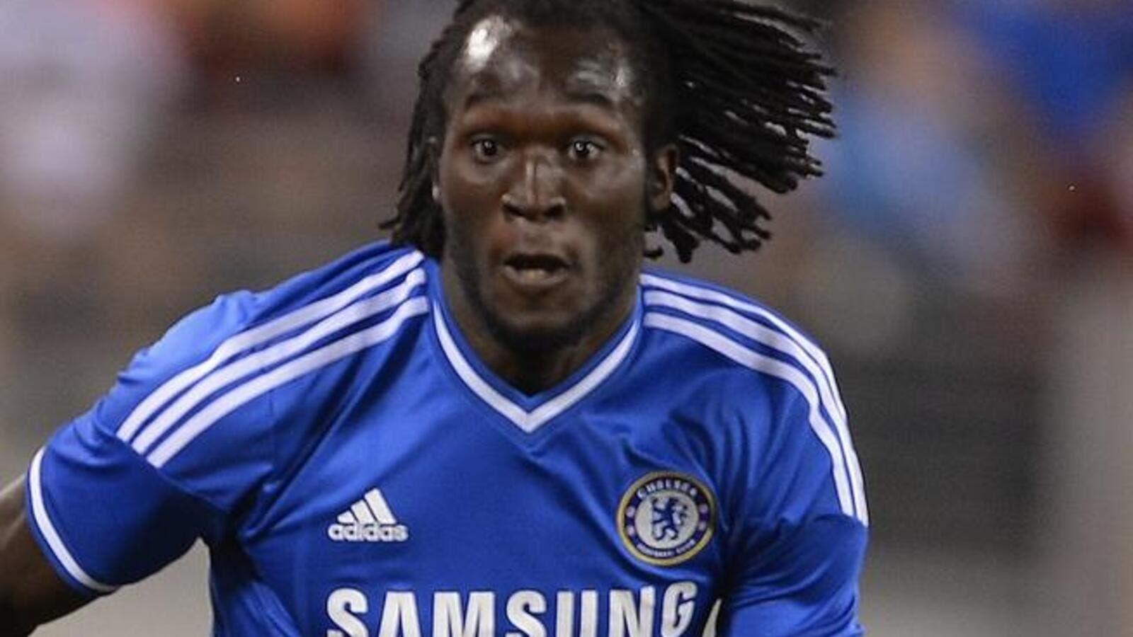 lowest price 39305 2b955 Roma chasing Chelsea's Lukaku | Al Bawaba