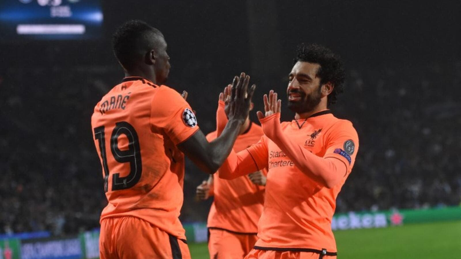 The Reds' fearsome attacking unit has been in dazzling form of late, with impressed team-mates at Anfield among those quick to sing their praises