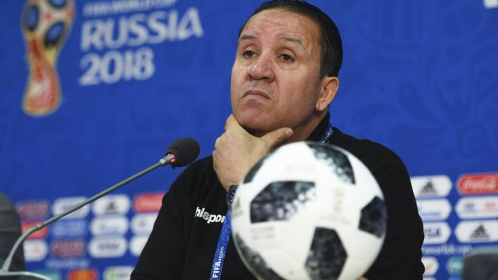 The Tunisian coach talks about his side's early exit from the Fifa World Cup in Russia, and reflects on similar problems in the region