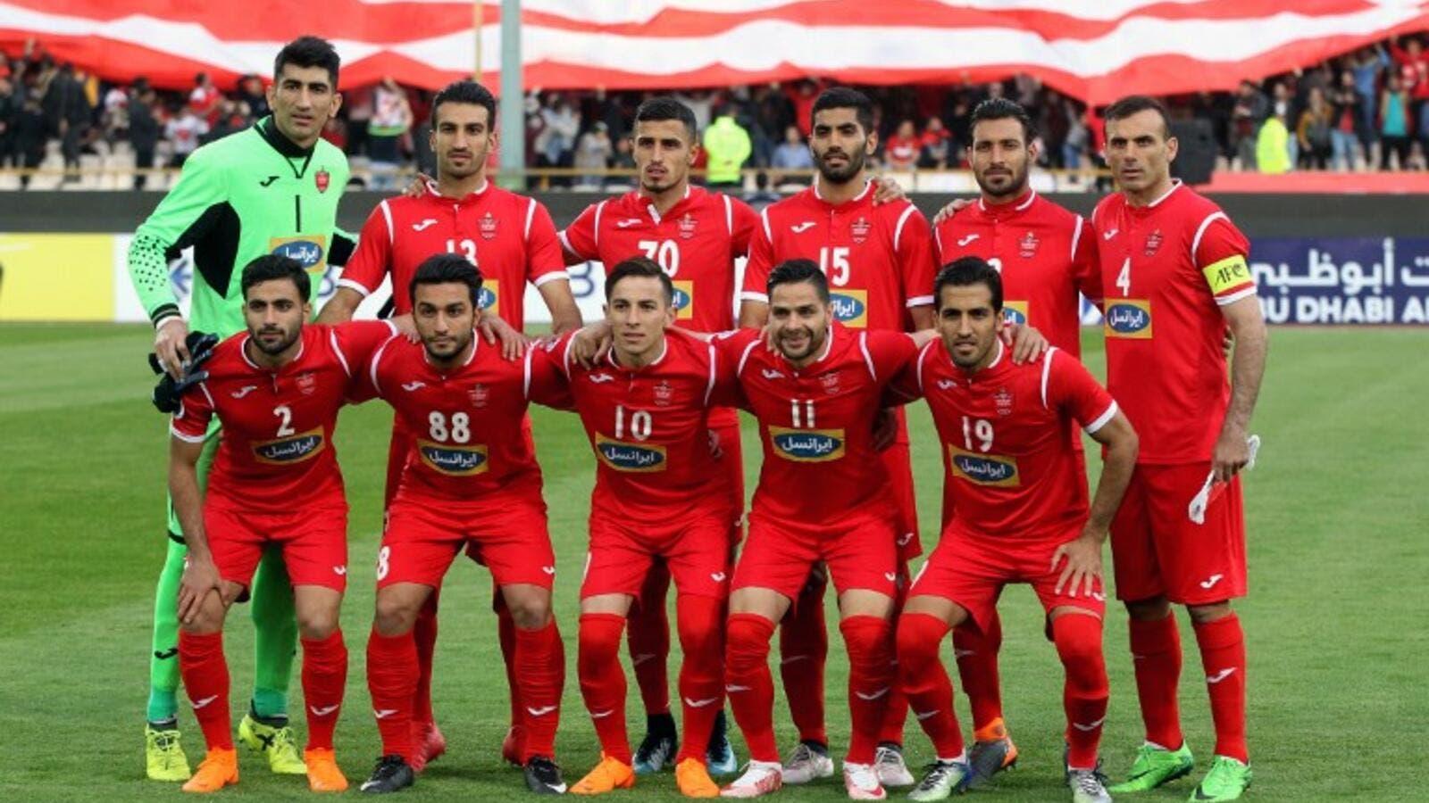 962e54120 Persepolis Wins Iran s Persian Gulf Pro League Title