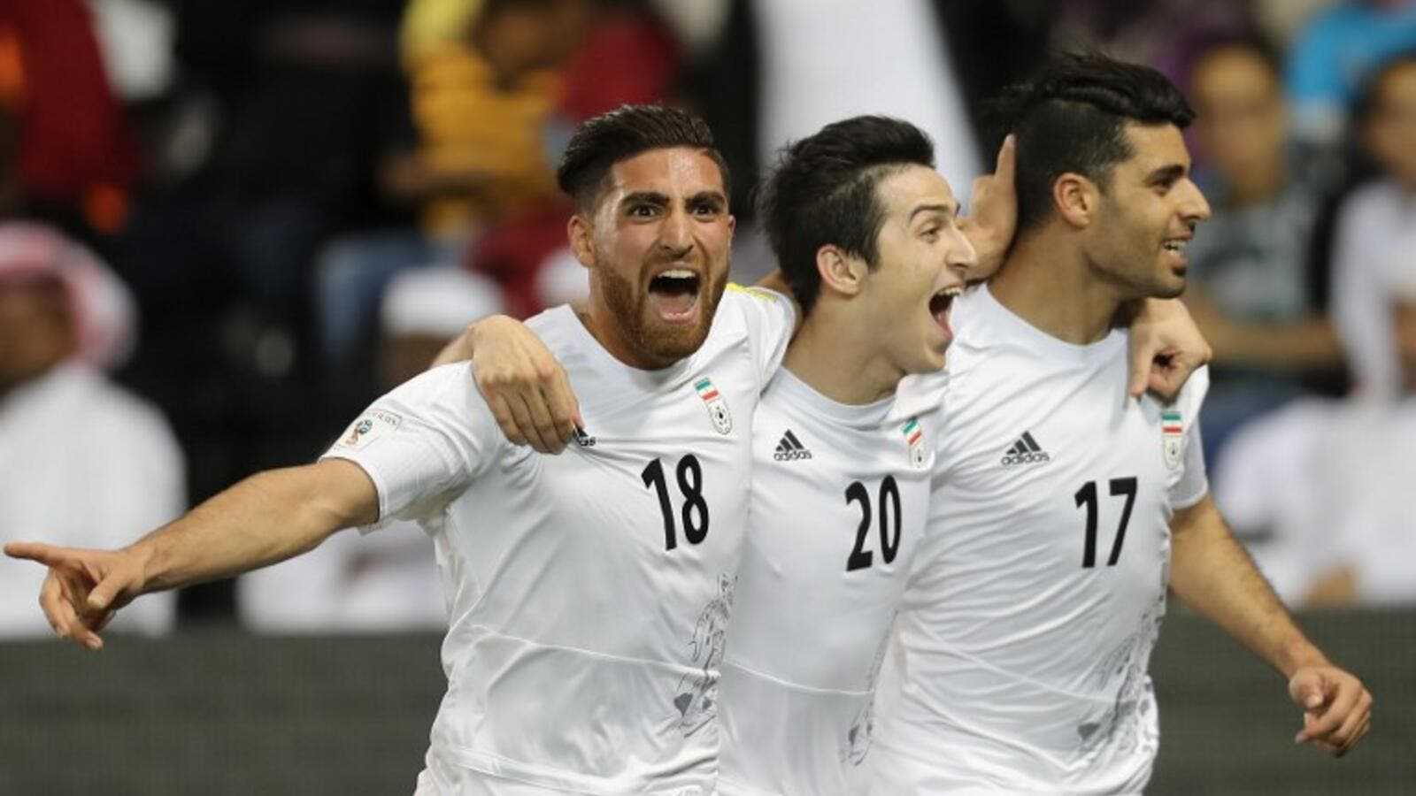 Qatar's World Cup hopes suffer big blow as Iran win