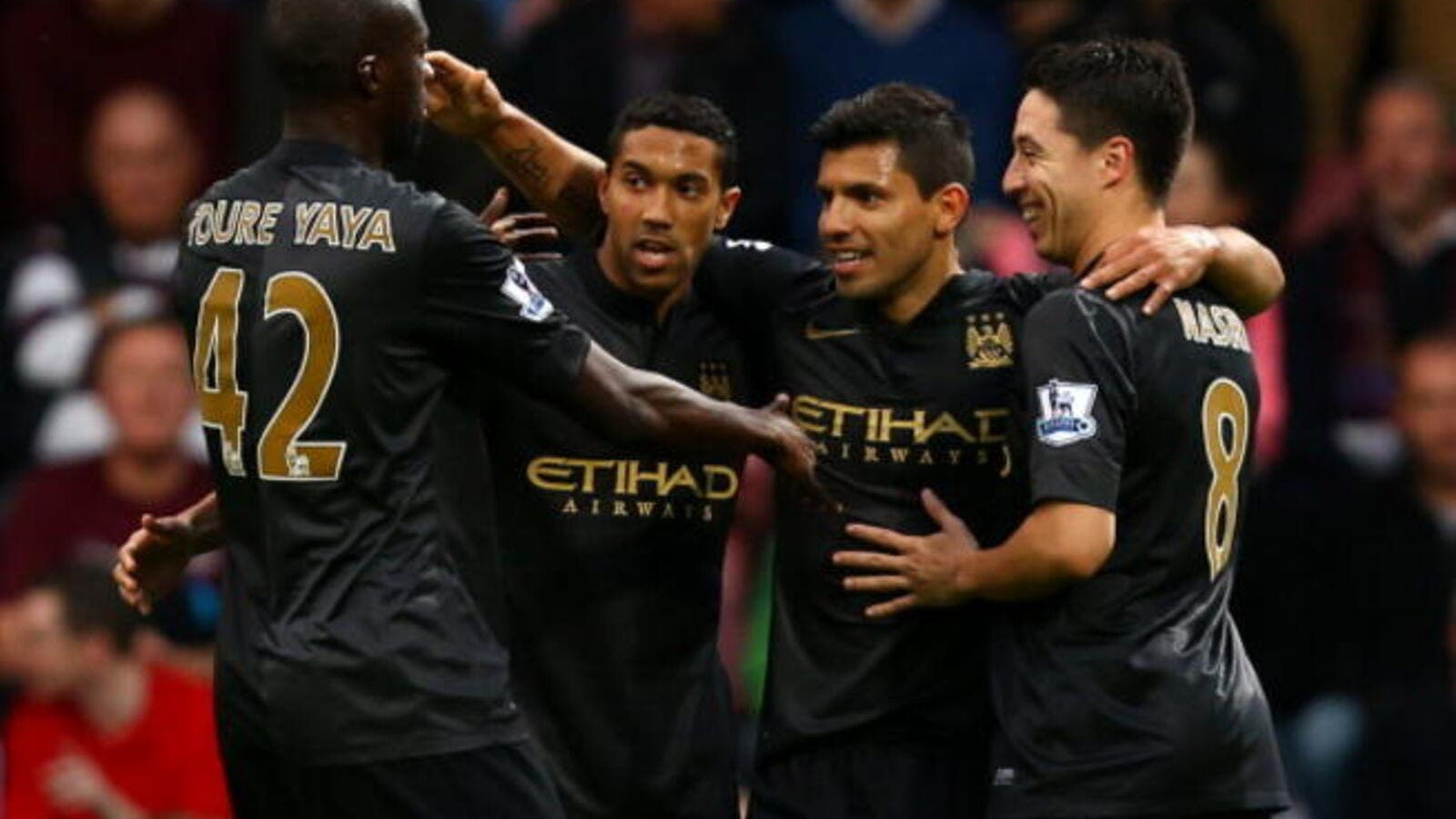 Manchester City Vs West Ham Lineups