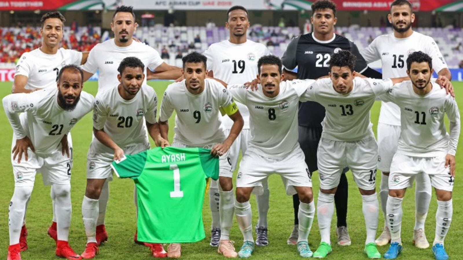 There has been no league in Yemen for the past four seasons and it's nothing short of miraculous that the nation both qualified for and were competitive at their very first Asian Cup