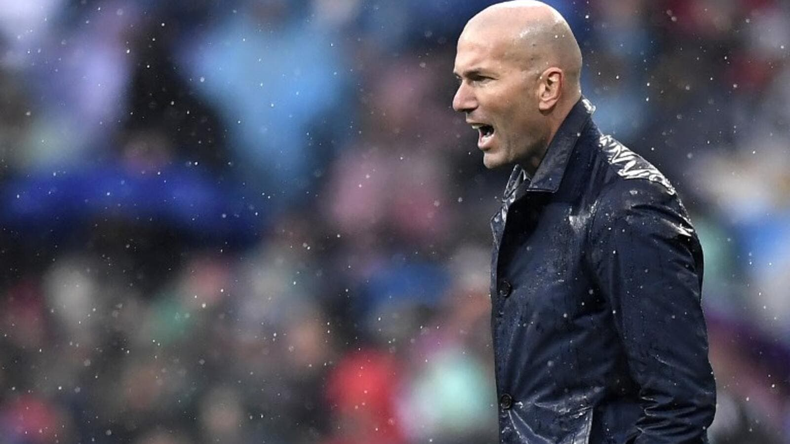 The Frenchman's son, Enzo, has revealed that a man who enjoyed a productive spell in charge of Real Madrid is plotting a return to the dugout