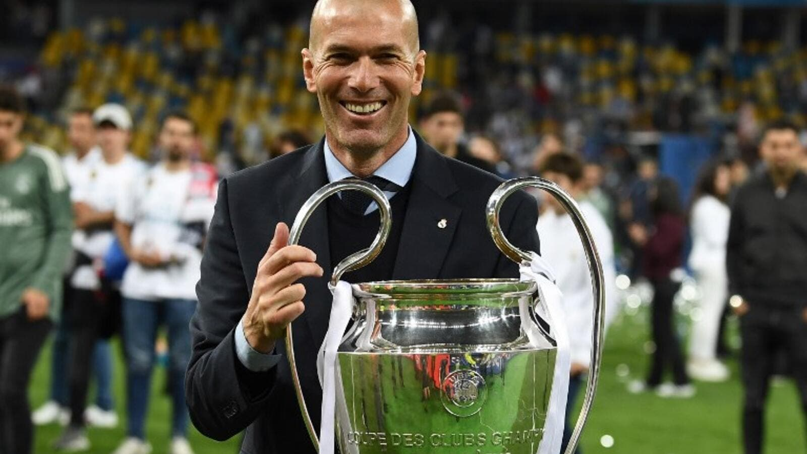 The French boss, who won three successive Champions League titles with Los Blancos, has returned to the dugout at Santiago Bernabeu