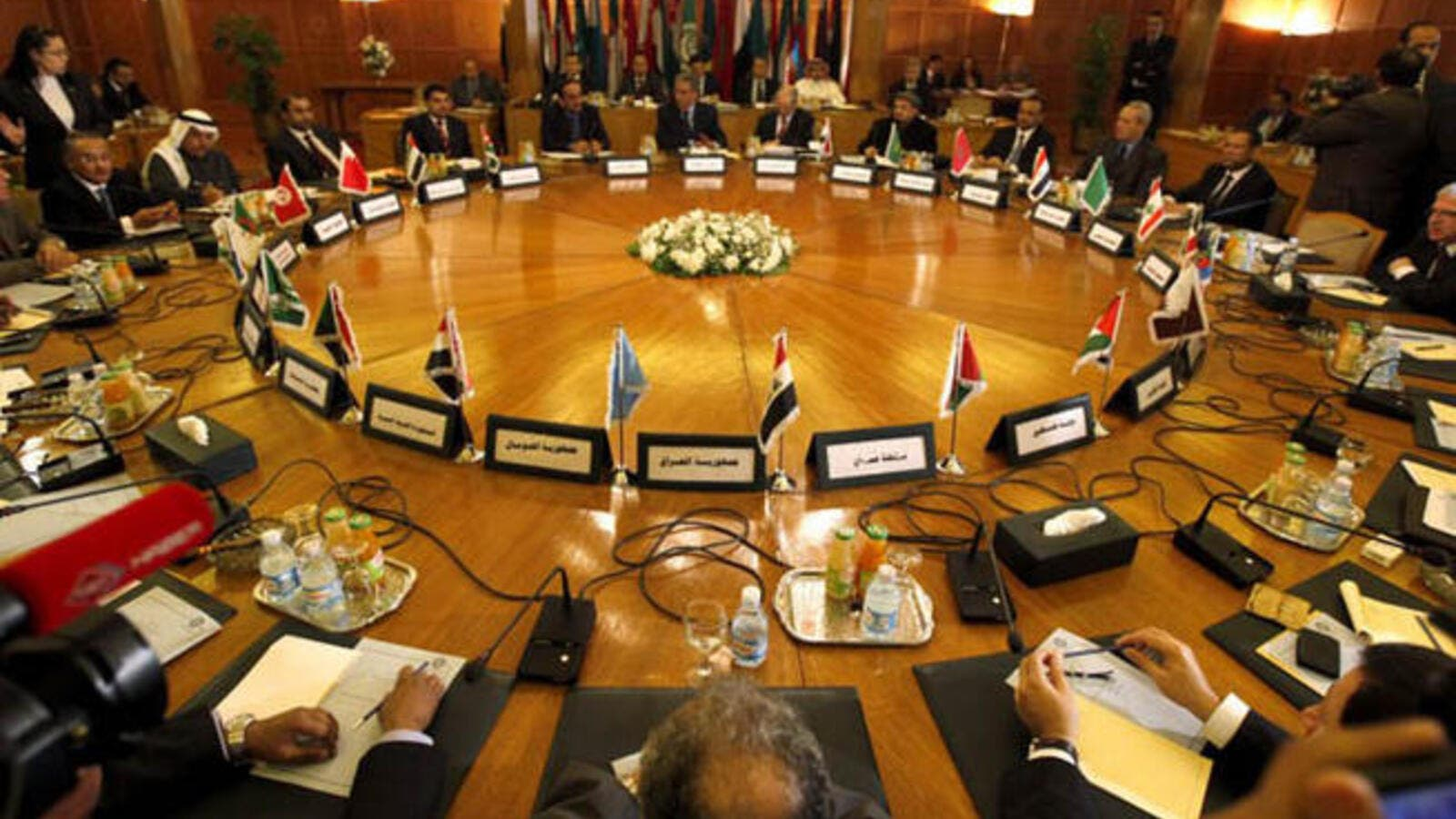 The Arab League is to allow member states to arm Syrian rebels, as it also announces it will offer a seat to a rebel coalition. (File photo)