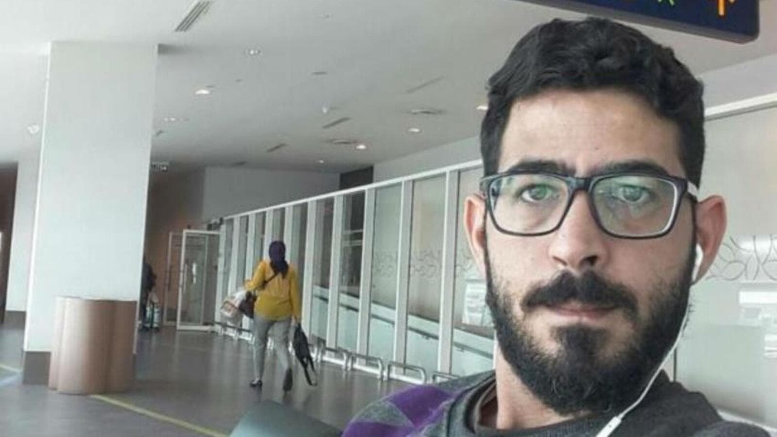 Kontar is unable to return to Syria as he is wanted by authorities. [Twitter]