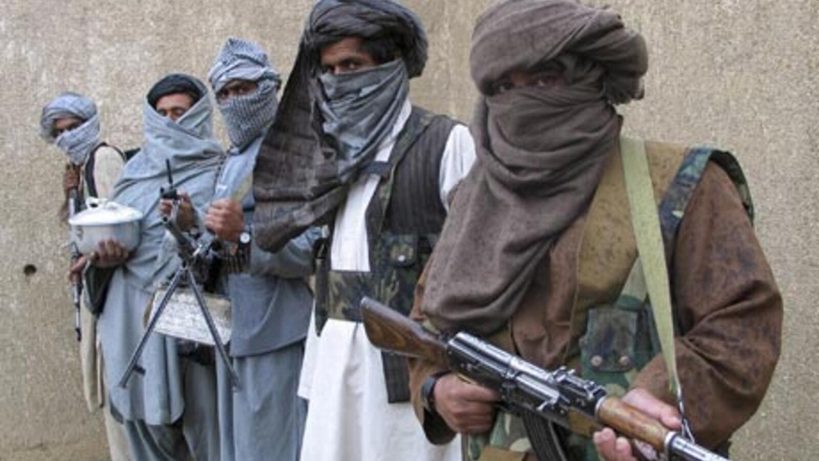Taliban fighters in Afghanistan. (AFP/File)