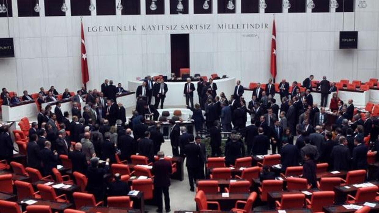 Turkey's new parliament will hold its first plenary session on July 8. (AFP/ File Photo)