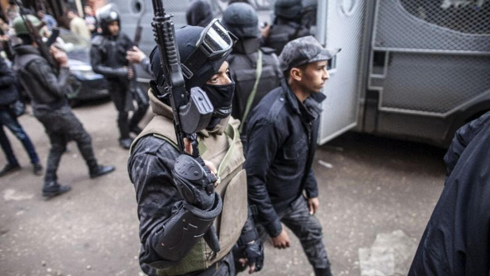 Egypt has tightened security after hundreds of its security forces have been killed in a spate of jihadist attacks since 2013 (AFP /Mahmoud Khaled)