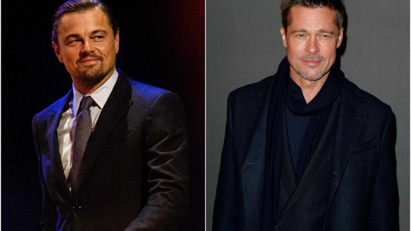 movie 2019 brad pitt Will Sony Postpone Leonardo DiCaprio Brad Pitt Movie Till