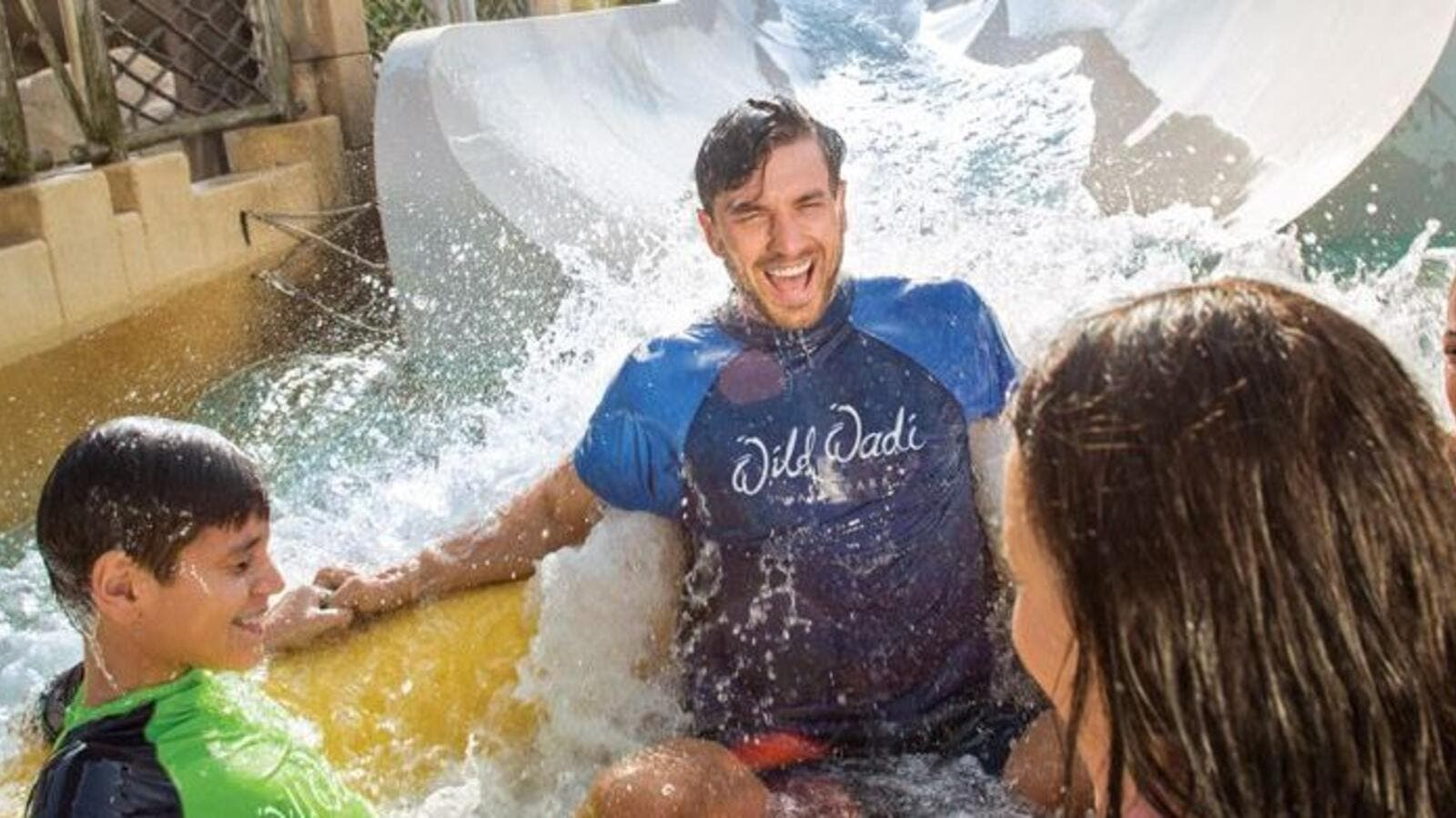 Wild Wadi Waterpark has carved a special place in every UAE-resident's heart